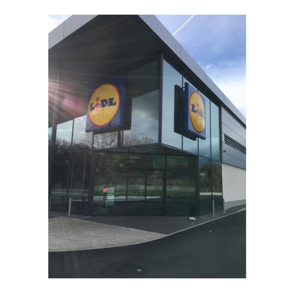 Supermercado LIDL en Galdakao