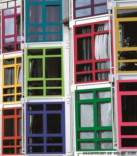 Porque ventanas y puertas de aluminio hydra for De que color puedo pintar los marcos de las puertas